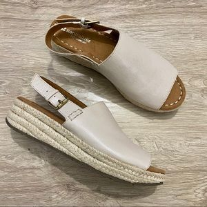 Naturalizer Praline espadrille sandal 7.5 NARROW